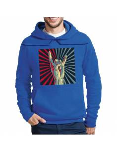More about Sudaderas MANO CUERNOS ROCK