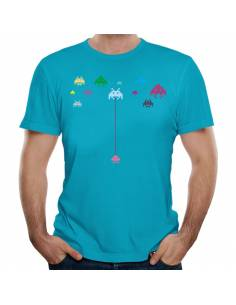Camisetas MARCIANITOS GAMES CLASICS