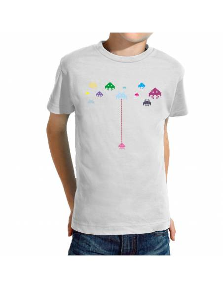 Camisetas MARCIANITOS GAMES CLASICS K