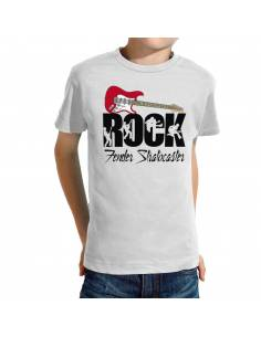 More about Camisetas ROCK FENDER STRATOCASTER K