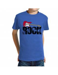 Camisetas ROCK GUITAR COLOR K