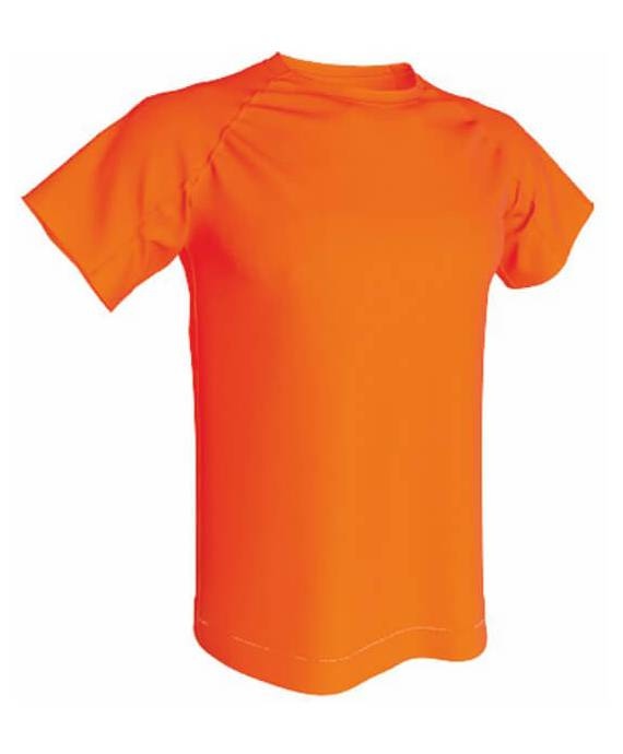 Camisetas Tex K poliéster Acqua Royal