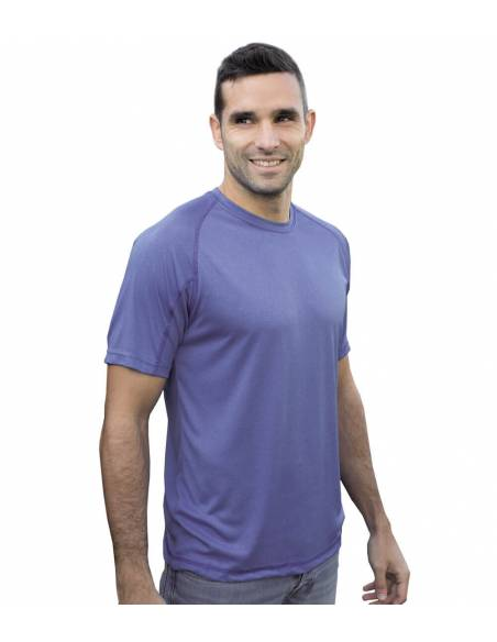 Camisetas Acqua royal CHEVIOT