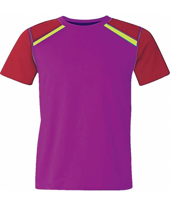 Camisetas Acqua royal CYBER