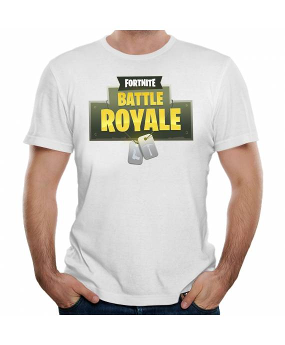 Camisetas Battle Royale algodón marKamania Factory