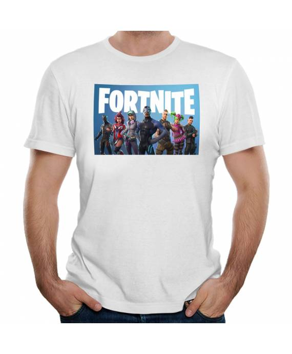 Camisetas Fortnite algodón marKamania Factory