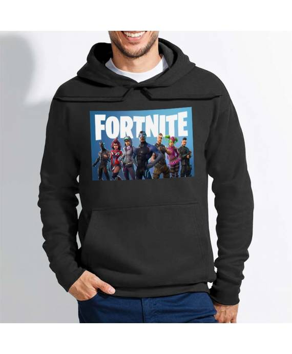 Sudadera Fortnite algodón marKamania factory