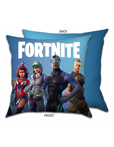 Funda Cojín Fortnite Azul