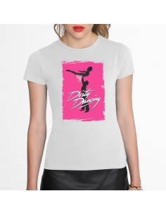 Camisetas Silueta Dirty Dancing W