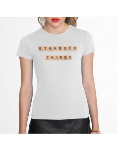 Camisetas Stranger Things W