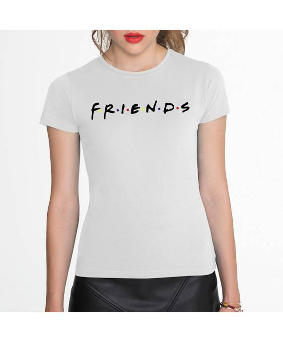 Camisetas Friends W