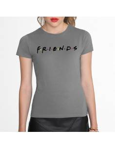 More about Camisetas Friends W