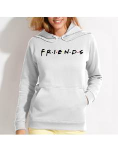 Sudaderas Friends W