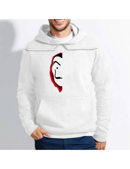 Sudaderas Media Mascara Dalí