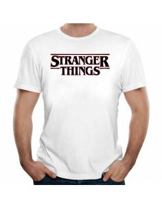 Camisetas Stranger Things Logo