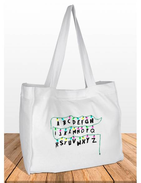 Bolsas ABC Stranger Things