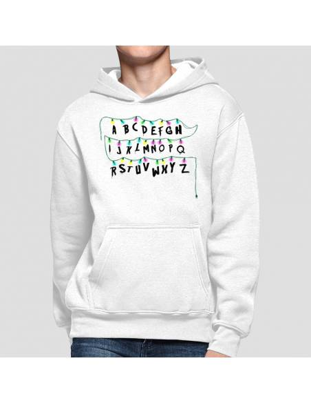 Sudaderas Abc Stranger Things K