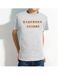 Camisetas Stranger Things K
