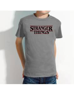Camisetas Stranger Things Logo K
