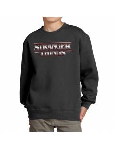 More about Sudaderas Sin Capucha Stranger Things Logo K