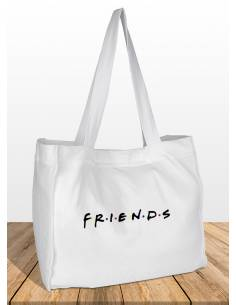 Bolsas FRIENDS LOGO