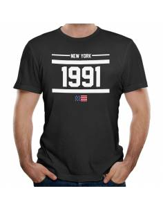 Camisetas New York 1991