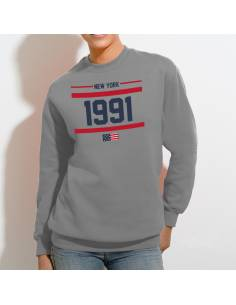 More about Sudaderas Sin Capucha New York 1991 W
