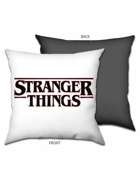 Funda Cojín STRANGER THINGS LOGO