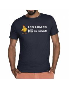 More about Camisetas Los Amigos No Se Comen