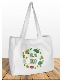 Bolsas VEGAN FOOD
