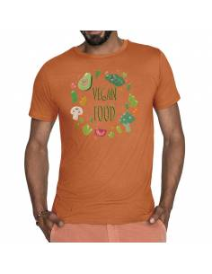 Camisetas Vegan Food