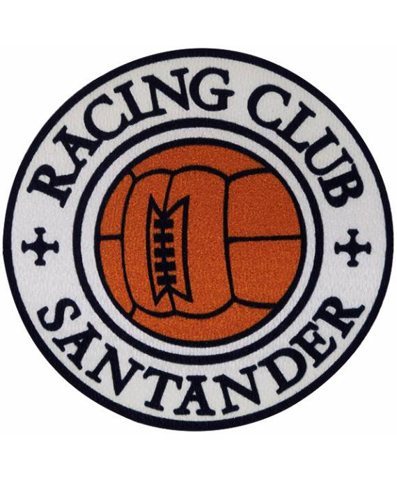 Parche RACING CLUB SANTANDER Stick marKamania Factory
