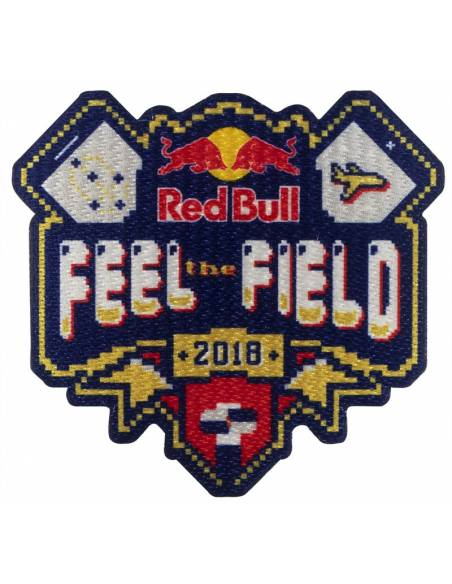 Parche RED BULL FEEL THE FIELD Stick