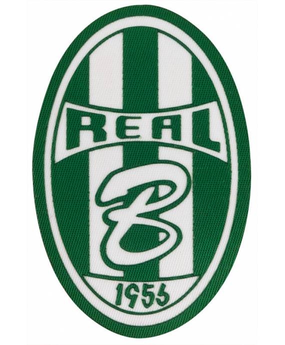 Parche REAL B 1956 Twill marKamania Factory