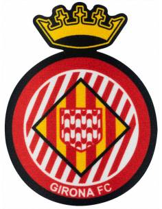 More about Parche GIRONA FÚTBOL CLUB Velur
