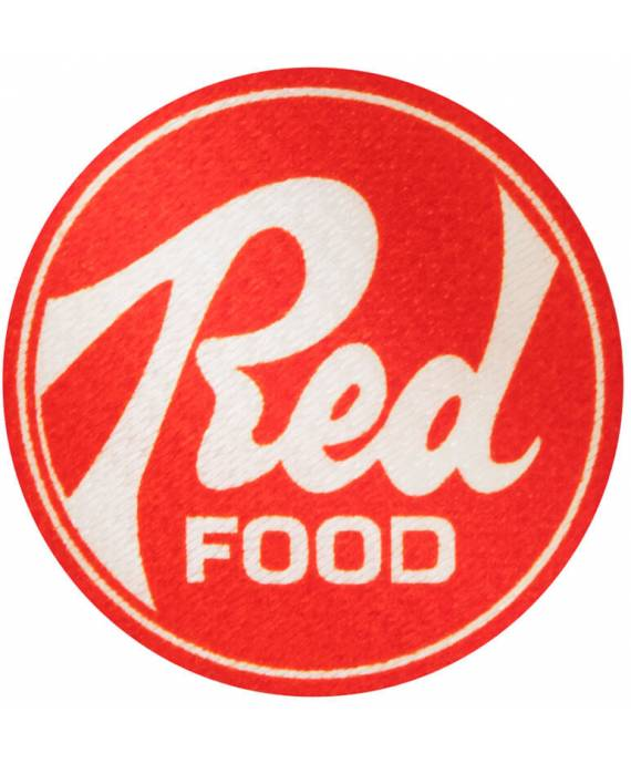 Parche RED FOOD Stick marKamania Factory