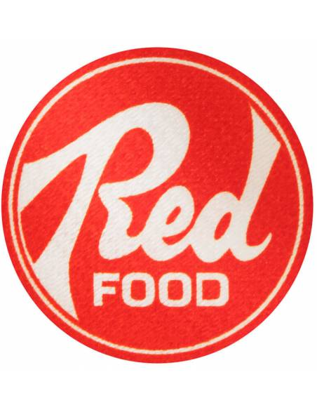 Parche RED FOOD Stick