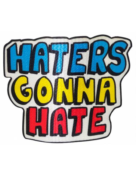 Parche HATERS GONNA HATE Stick