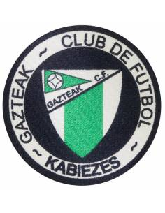 More about Parche CLUB DE FUTBOL GAZTEAK KABIEZES Stick
