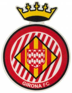 More about Parche GIRONA FÚTBOL CLUB Velur 2