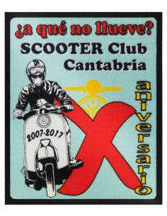 More about Parche SCOOTER CLUB CANTABRIA Stick