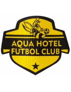 More about Parche AQUA HOTEL FUTBOL CLUB Stick