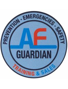 More about Parche AF GUARDIAN TRAINING & SALES Tinta Bertex