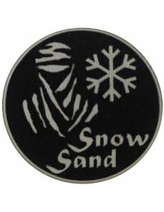 More about Parche SNOW SAND Twill