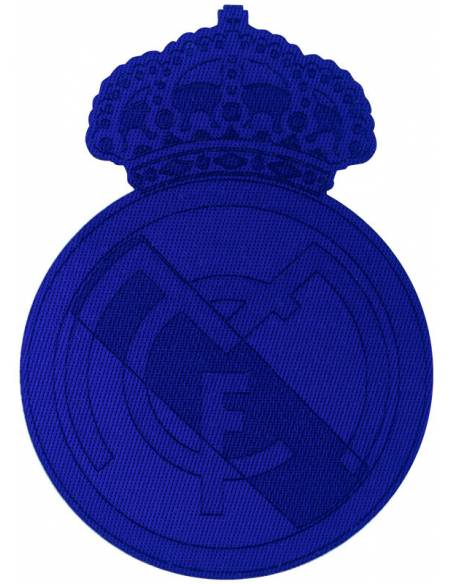 Parche REAL MADRID Twill