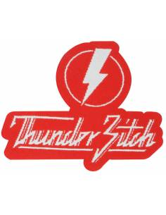 Parche THUNDER BITCH Woven marKamania Factory