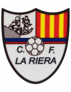 More about Parche CLUB FÚTBOL LA RIERA Fiberplus