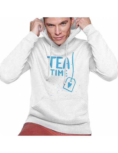 Sudaderas Capucha Tea Time