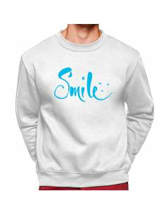 More about Sudaderas Cuello Redondo Smile