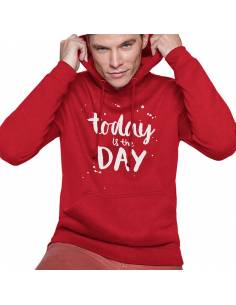 More about Sudaderas Capucha Today Is The Day